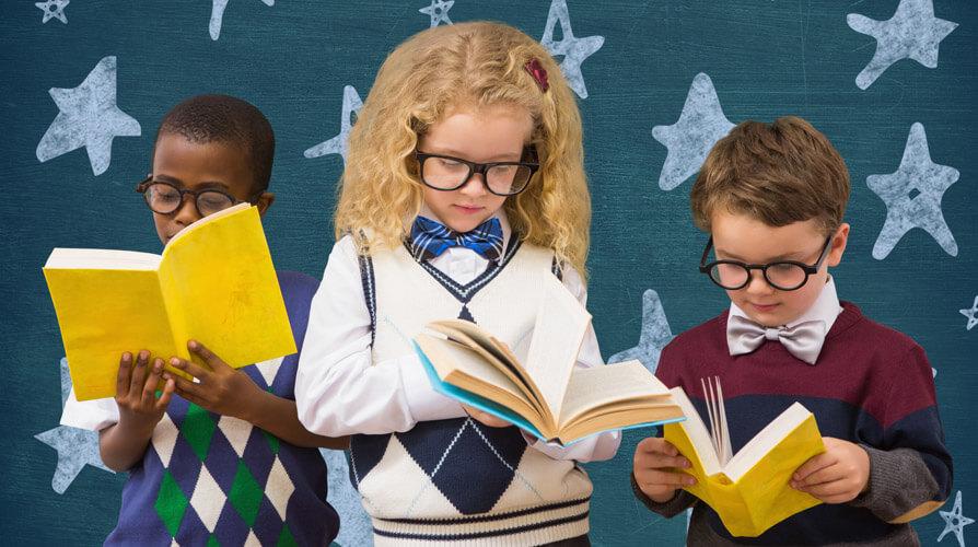 100 лучших книг для детей