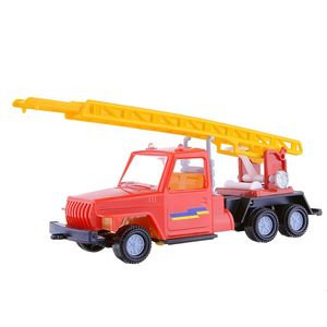 Пожарная машина (Урал)